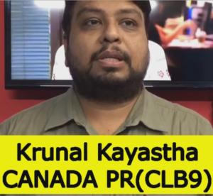 Krunal Kayastha
