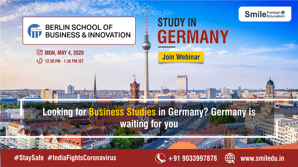 Looking for Business Studies in Germany? Germany is waiting for you